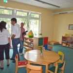 Gruppenraum Kindergarten