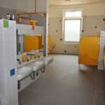 Sanitärbereich Kindergarten