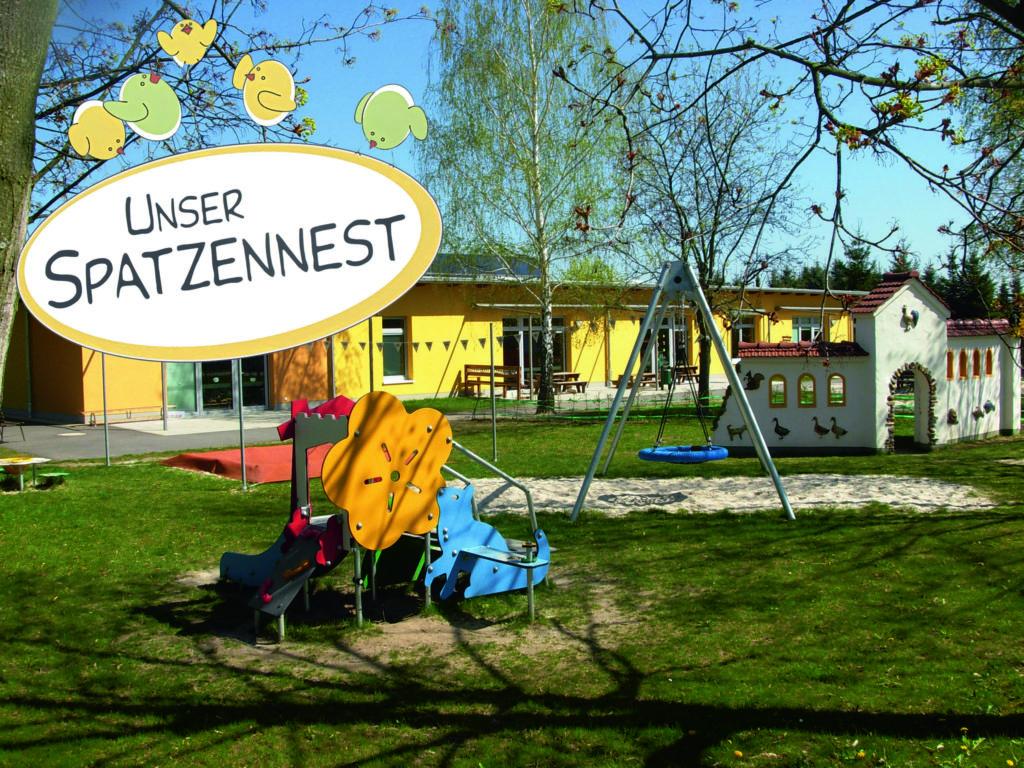 "DRK-Kindertagesstätte ""Unser Spatzennest"" Horka"